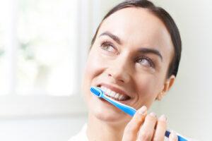 prawidłowe szczotkowanie zębów